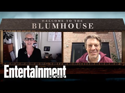 EW's 'Welcome To The Blumhouse' Panel: Jamie Lee Curtis, Jason Blum, & More | Entertainment Weekly