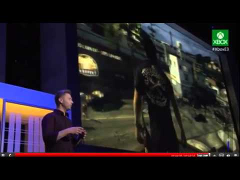 Dead Rising 3 presentatie E3