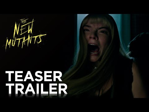 The New Mutants | Teaser Trailer [HD] | 20th Century FOX