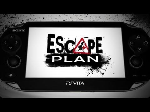 Escape Plan PS Vita Trailer