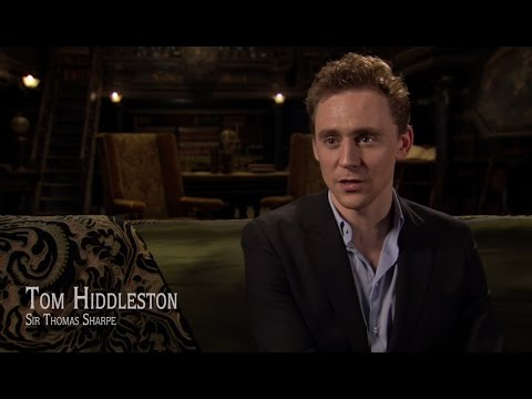 Visit Crimson Peak - Featurette
