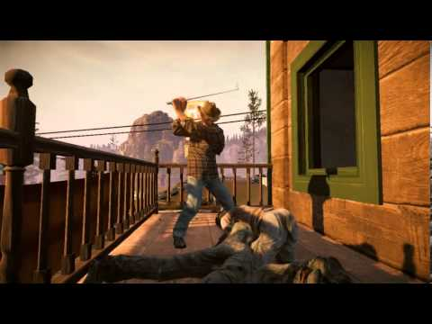 State of Decay - Undead Labs (Steam trailer)