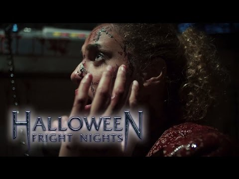 Walibi Holland - Halloween Fright Nights 2015