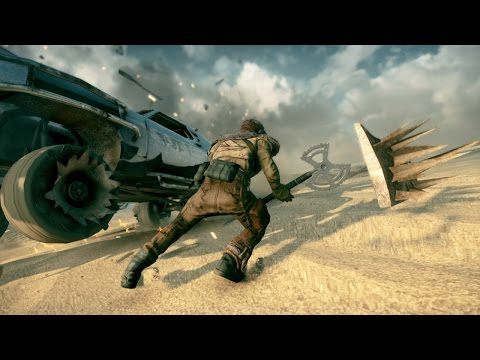 Designing Mad Max's New Gameplay