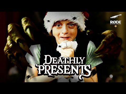 """Deathly Presents"" - Christmas Short Horror Film - BLOODY CUTS"