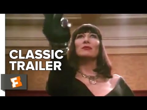 The Witches (1990) Official Trailer #1 - Anjelica Huston Family Horror Movie