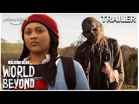 The Walking Dead: World Beyond | Trailer | Amazon Prime Video NL