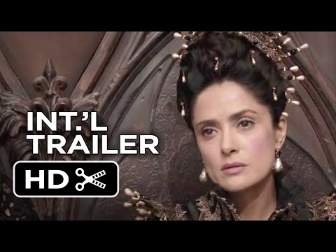 Tale of Tales Official Trailer #1 (2015) - Salma Hayek, John C. Reilly Movie HD