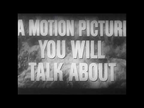 The Incredible Shrinking Man Original Trailer (Jack Arnold, 1957)