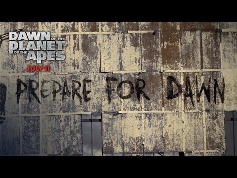 Dawn of the Planet of the Apes | Prepare for Dawn [HD] | PLANET OF THE APES