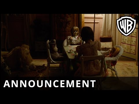 Annabelle: Creation | Announcement Trailer | 10 augustus 2017 in de bioscoop