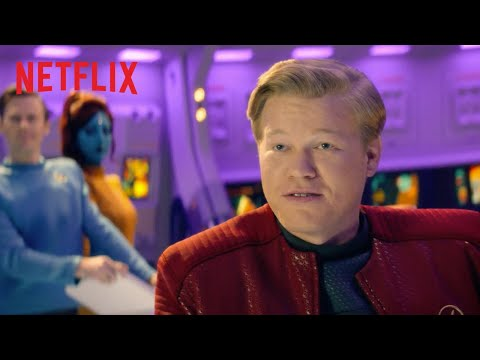 Black Mirror - U.S.S. Callister | Officiële trailer [HD] | Netflix