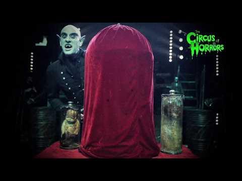 The Circus of Horrors - Januari 2019 Den Haag