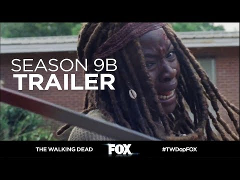 THE WALKING DEAD | Official Trailer S9B | FOX