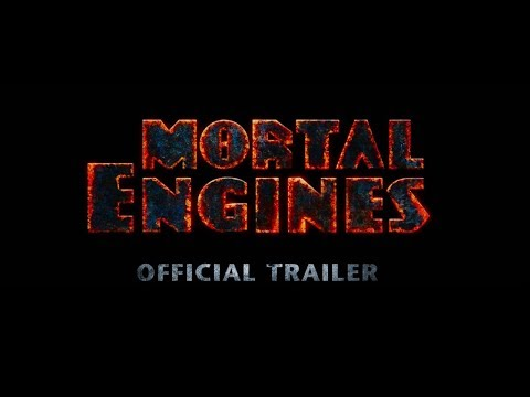 Mortal Engines Official Teaser Trailer [HD]