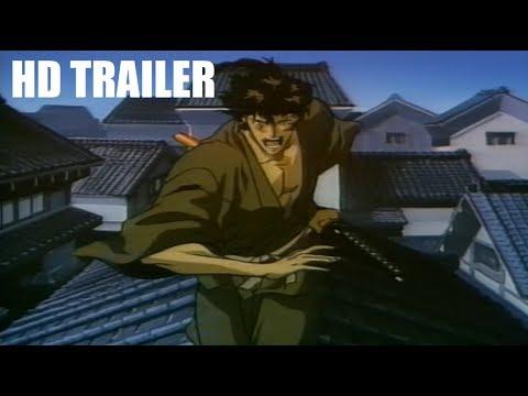 Ninja Scroll Trailer HD (1993 Anime)