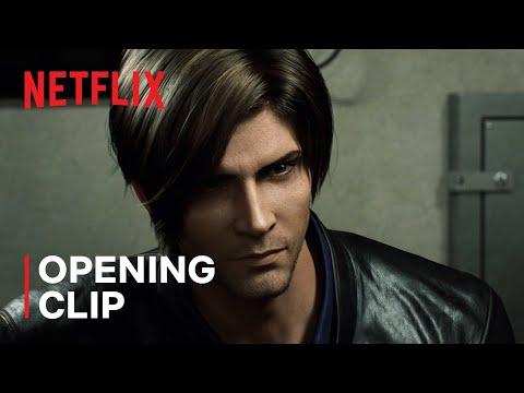 Resident Evil: Infinite Darkness | Opening Clip | Netflix