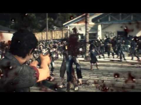 Dead Rising 3: Zombie Apocalypse Evolved [PEGI 18] Comic Con Trailer