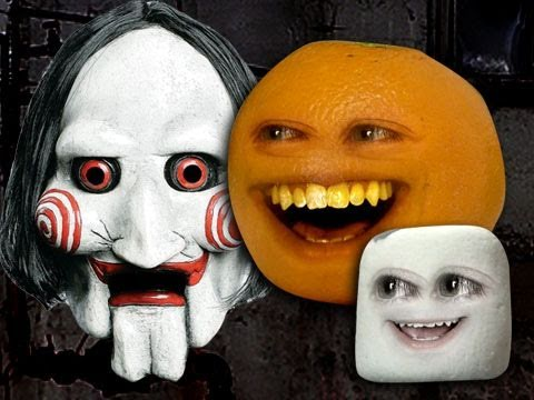 Annoying Orange - Saw 2: Annoying Death Trap