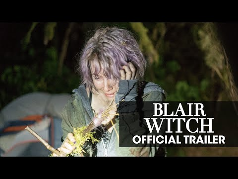 Blair Witch (2016 Movie) - Official Trailer