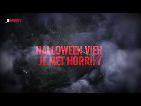 Halloween vier je met Horrify!