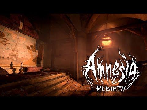 Amnesia: Rebirth - Story & Environments Trailer