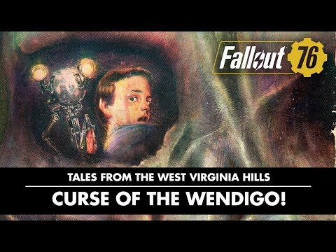Fallout 76 Tales from the West Virginia Hills - Curse of the Wendigo PEGI