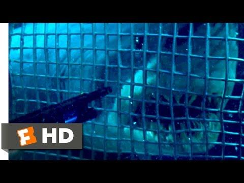 Deep Blue Sea (1999) - Smart Sharks Scene (2/10) | Movieclips