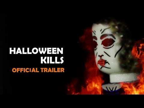 Lego Halloween Kills - Official Trailer