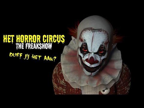 Het Horror Circus - The Freakshow - Tilburg Het Laar - 3 T/M 19 April 2015 - Teaser