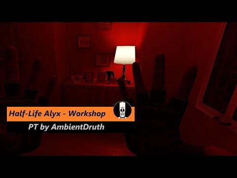 Half-Life Alyx - PT by AmbientDruth