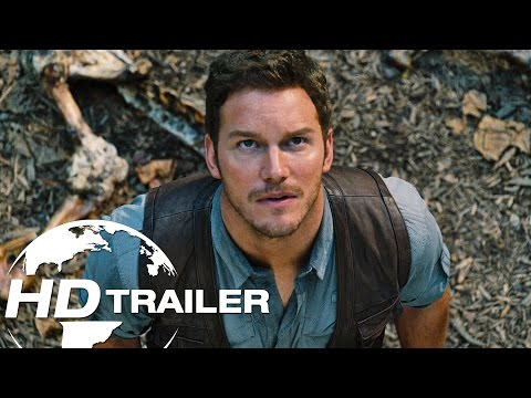 JURASSIC WORLD - OFFICIËLE TRAILER [HD]