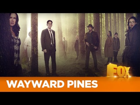 Wayward Pines Trailer (Official Soundtrack: We Don't Make The Wind Blow - The Common Linnets)