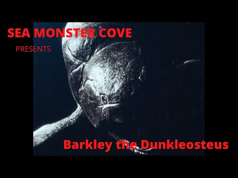 Sea Monster Cove TV Series Teaser #Dunkleosteus #ancientseamonsters #stevealten #seamonstercove