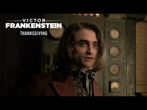 "Victor Frankenstein | ""Wrathful Forces"" TV Commercial [HD] 