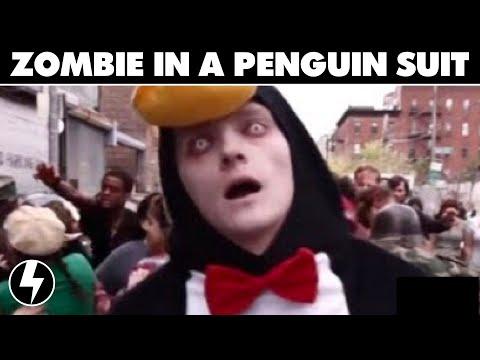 Zombie in a Penguin Suit