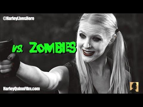 Harley Quinn vs Zombies
