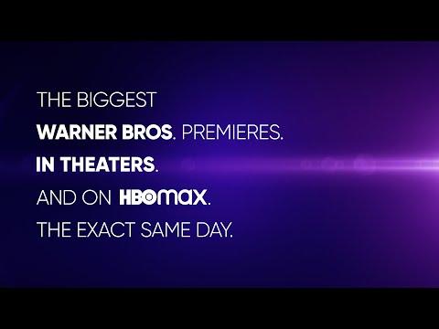 Same Day Premieres | WB | HBO Max
