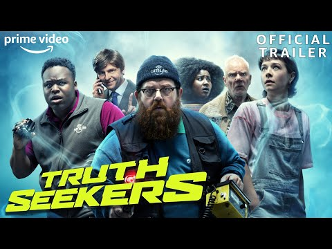 Truth Seekers | Official Trailer | Prime Video