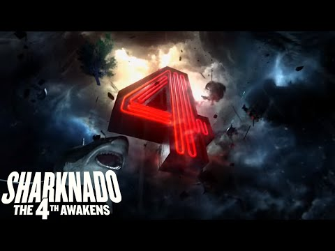 SHARKNADO: The 4th Awakens Offical Teaser | SYFY