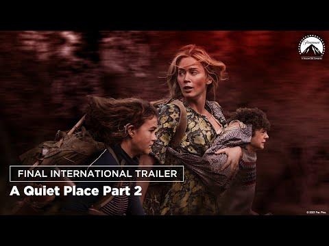 A Quiet Place Part II | Trailer 2