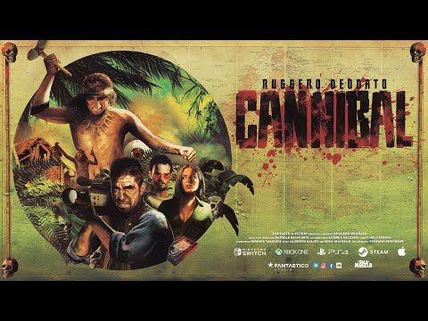 Ruggero Deodato, Cannibal - Reveal trailer