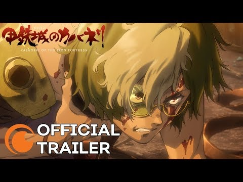 Kabaneri of the Iron Fortress | OFFICIAL TRAILER