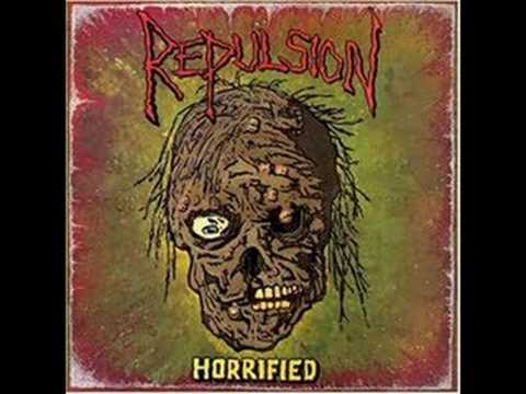 Maggots in your Coffin. Repulsion - Horrified