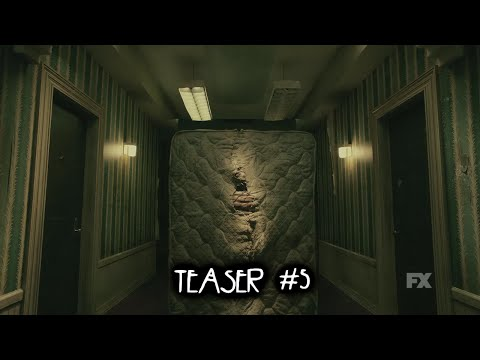 American Horror Story Hotel Season 5 Teaser #5 Sleepwalk HD