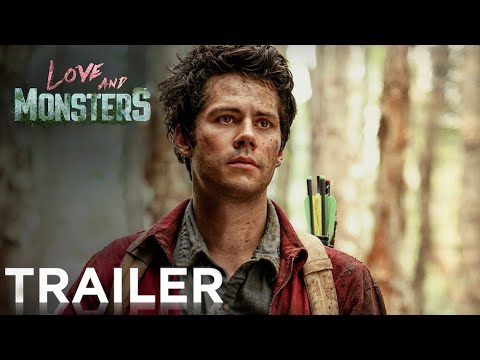 LOVE AND MONSTERS | Official Trailer | Paramount Movies