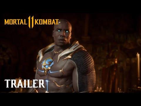 Geras Reveal | Official Trailer | Mortal Kombat