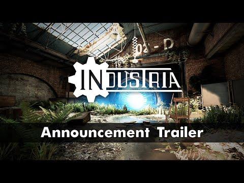 INDUSTRIA - Announcement Trailer