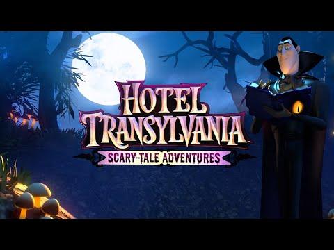Hotel Transylvania: Scary-Tale Adventures - Teaser Trailer