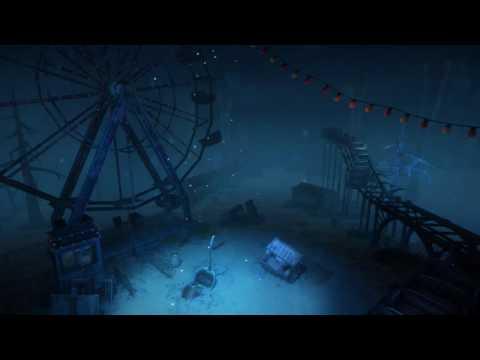 'Impact Winter'survival game announcement trailer